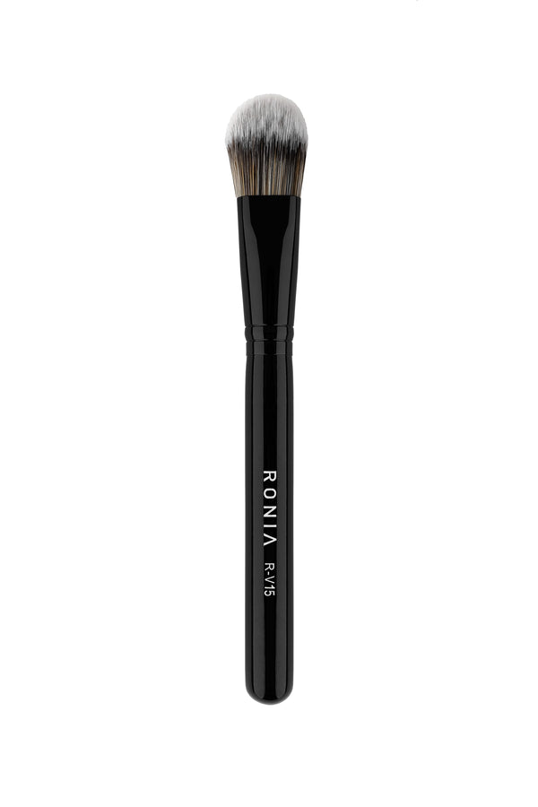 R-V15: FLAT FOUNDATION BRUSH