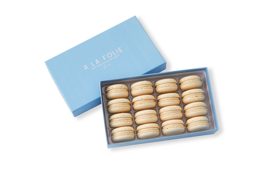 Build Your Own Box of 16 Macarons