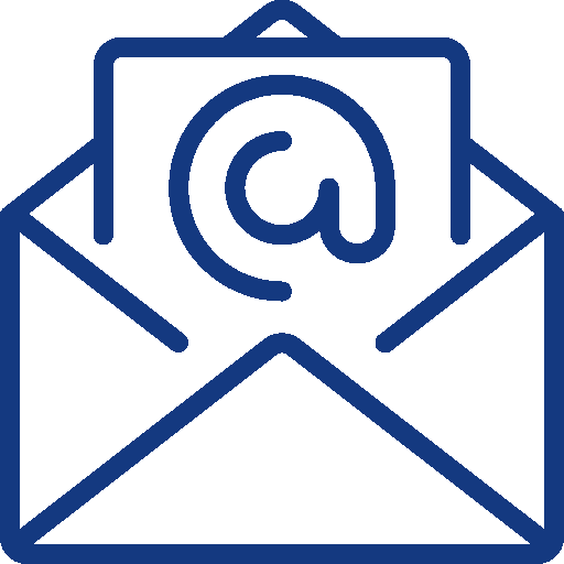An envelope representing an email
