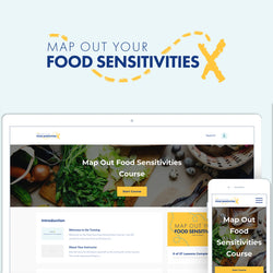 Map Out Food Sensitivities Course