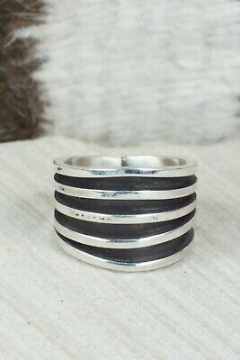 Sterling Silver Ring - Tom Hawk - Size 9