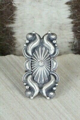 Sterling Silver Ring - Derrick Gordon - Size 6.5