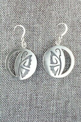 Sterling Silver Earrings - Timothy Mowa