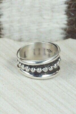 Sterling Silver Ring - Tom Hawk - Size 10.5 - High Lonesome Trading