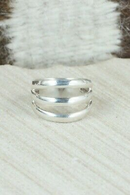 Sterling Silver Ring - James Bahe - Size 6.5