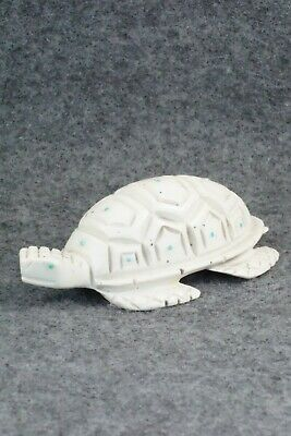 Turtle Zuni Fetish Carving - Douglas Martza