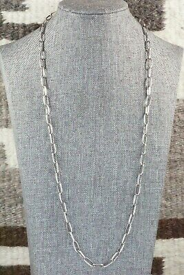 Sterling Silver Chain Necklace - Sally Shurley