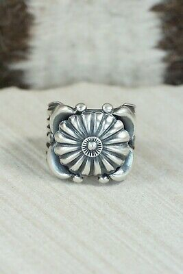 Sterling Silver Ring - Delbert Gordon - Size 10