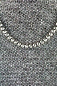 Sterling Silver Pearl Necklace - Jan Mariano