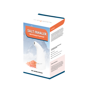 The Himalayan Portable Salt Cave Inhaler (Pocket Size)