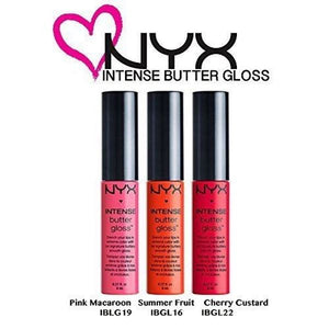 NYX Butter Gloss Set