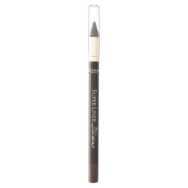 L'Oreal Super Liner Silkissme Silky & Shiny Waterproof Eyeliner Pencil