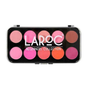 LaRoc 10-Colour Blush Palette