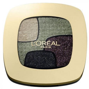 L'Oreal Color Riche Quad Eye Shadow