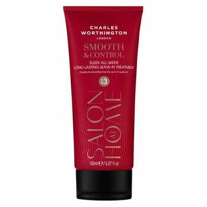 Charles Worthington Smooth & Control Leave-In Treatment 150ml