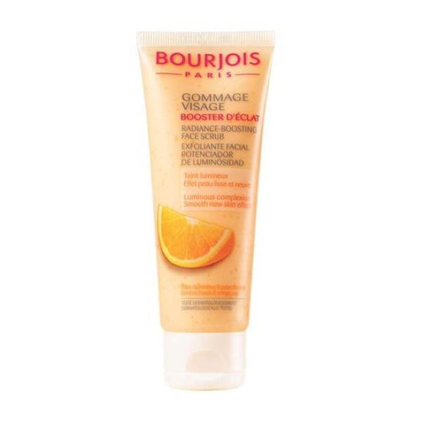 Bourjois Skincare Face Scrub Radiance Boosting 75ml
