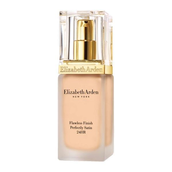 Elizabeth Arden Foundation Flawless Finish Perfectly Satin Makeup