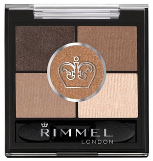 Rimmel Glam Eyes 5-Colour Eye Shadow HD