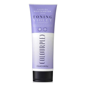 Charles Worthington Toning Violet Conditioner 250ml