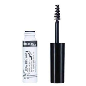 Rimmel London Brow This Way Gel With Argan Oil