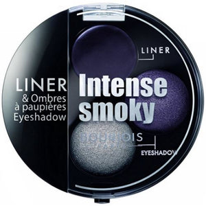 Bourjois Intense Smoky Trio Eye Shadow & Eyeliner
