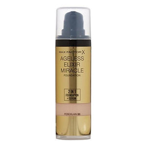 Max Factor Ageless Elixir 2 in 1 Foundation + Serum