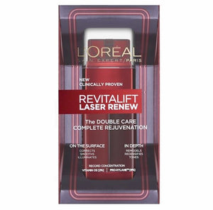 L'Oreal Revitalift Laser Renew The Double Care