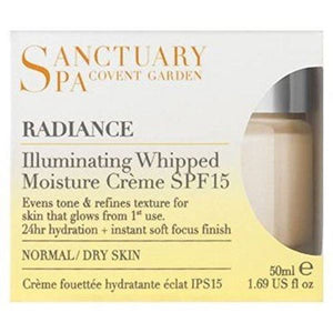 Sanctuary Spa Radiance Illuminating Whipped Moisture Cream
