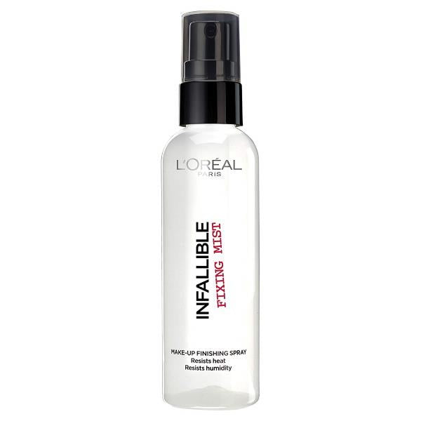 L'Oreal Infallible Fixing Mist Make-Up Finishing Spray 100ml