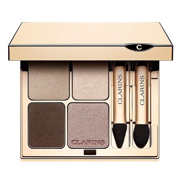 Clarins 4-Colour Eye Shadow Palette
