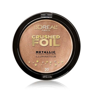 L'Oreal Crushed Foil Metallic Highlighter Illuminator