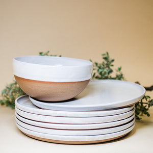 The Dinnerware Trio