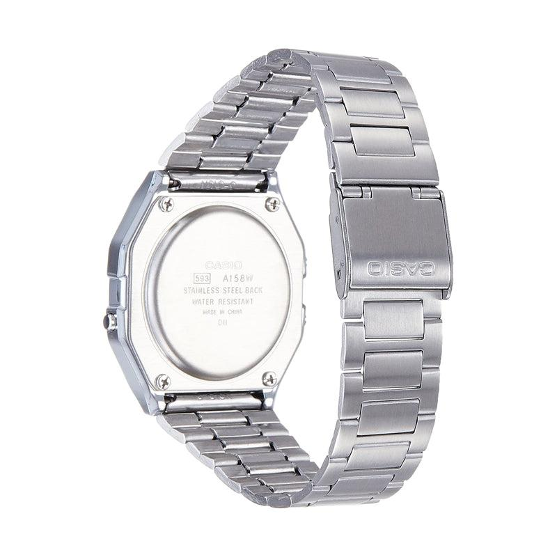 Reloj Casio Digital Unisex A-158WA-1