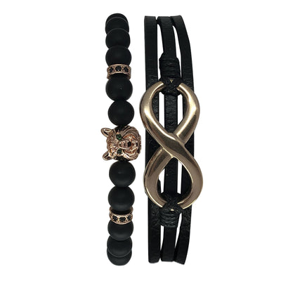 Set Reloj Más Pulsera Blacktie Watches 11001-NN2