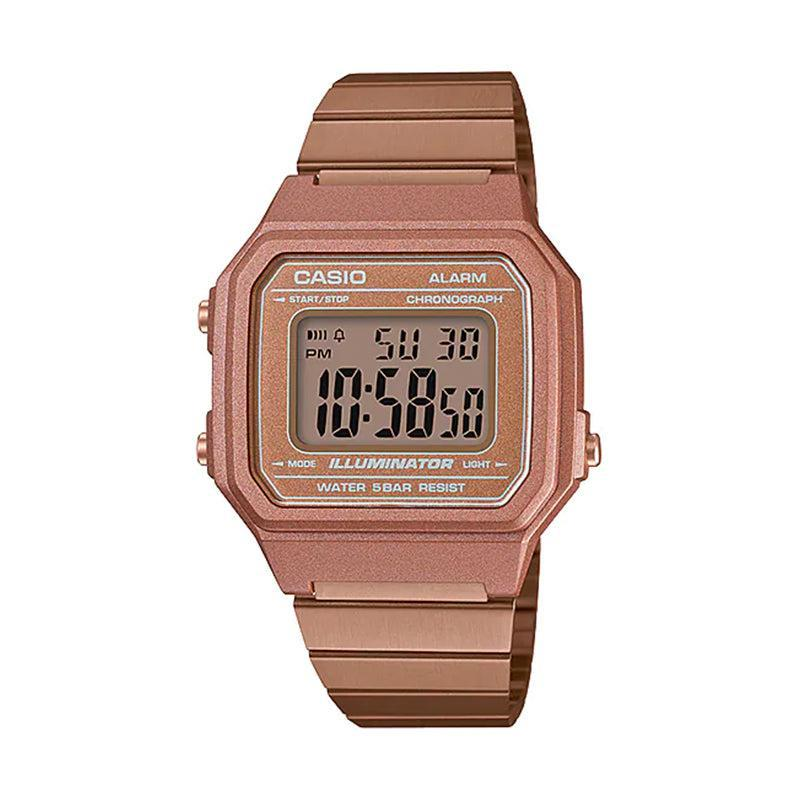 Reloj Casio   Digital Unisex B-650WC-5A