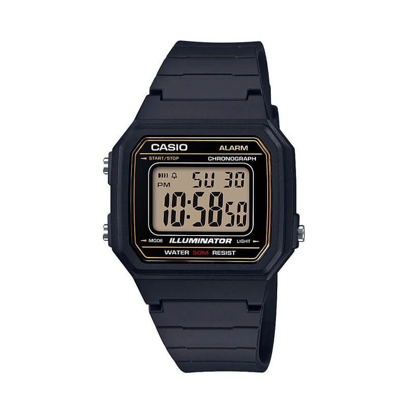 Reloj Casio Digital W-217H-9AV