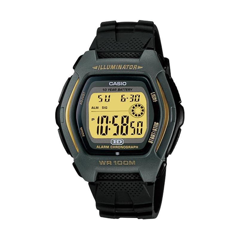 Reloj Casio Digital HDD-600G-9AV