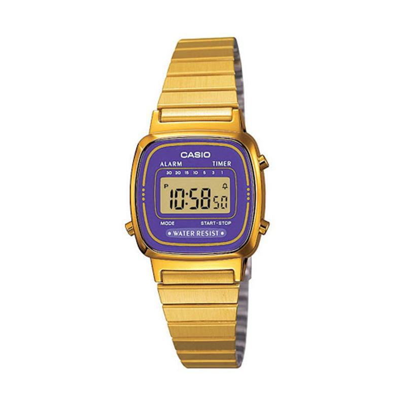 Reloj Casio Digital Dama LA-670WGA-6