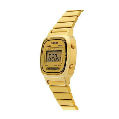 Reloj Casio Digital Dama LA-670WGA-9