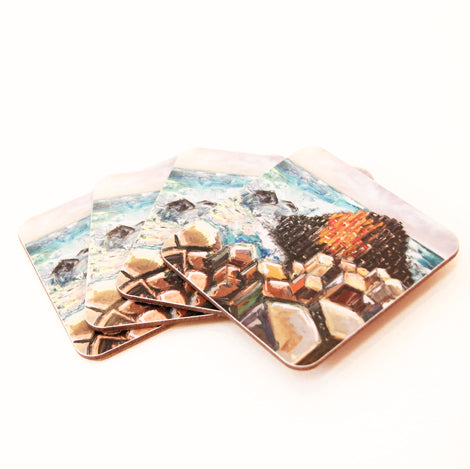 Giant's Causeway - Coasters Set of 4 - Boxed