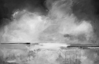 Holywood Mood- Black and White - Limited Edition Print