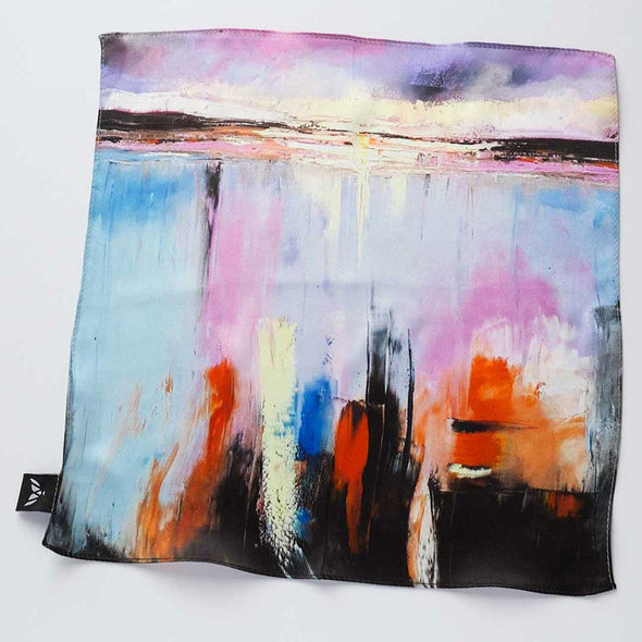 Holywood Silk Pocket Square