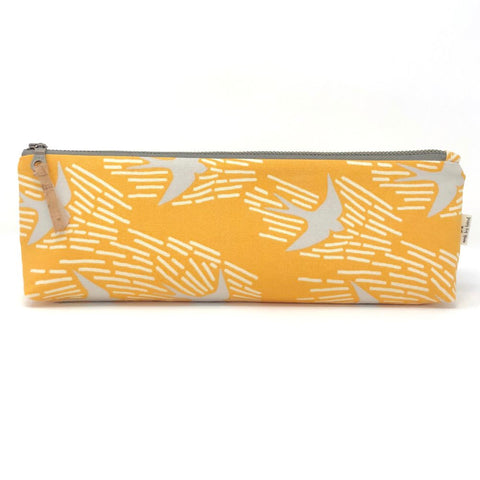 Pencil/Oblong Pouch Gold Whitehaven