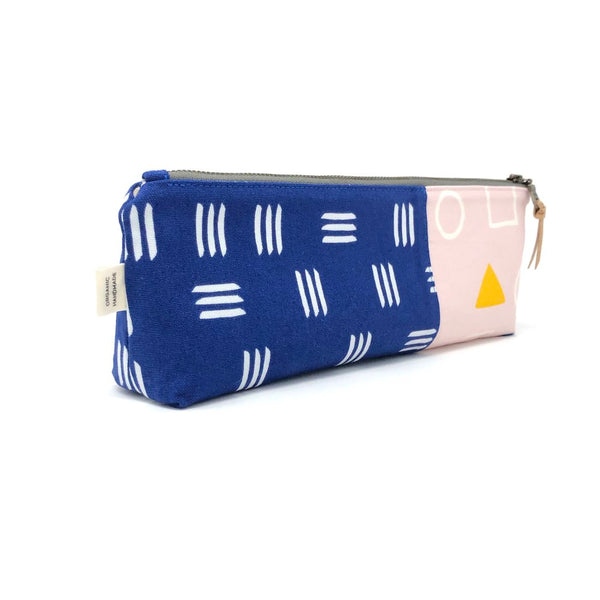 Pencil/Oblong Pouch Geometry Dashes