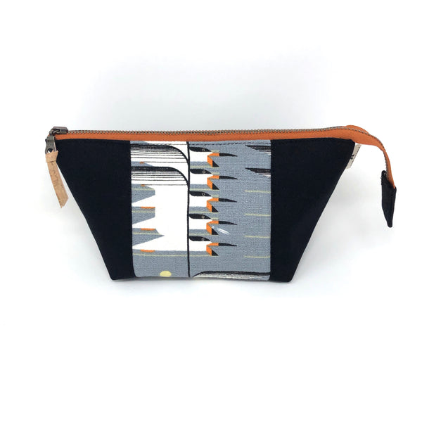 Open Wide Pouch Charley Harper Skimmerscape
