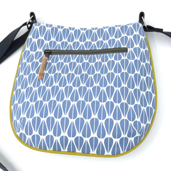 Crossbody Small Little Leaves
