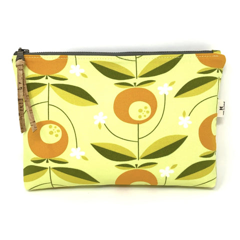 Slim Zip Pouch Tang - 3 Sizes