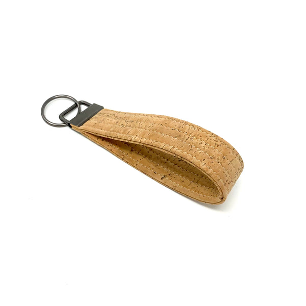 Sustainable Cork Key Fobs