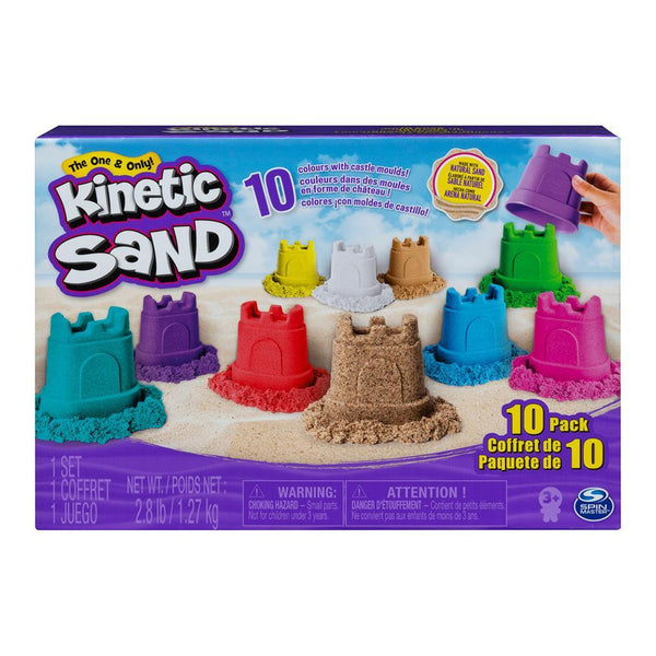 Kinetic Sand - Set 10 colores