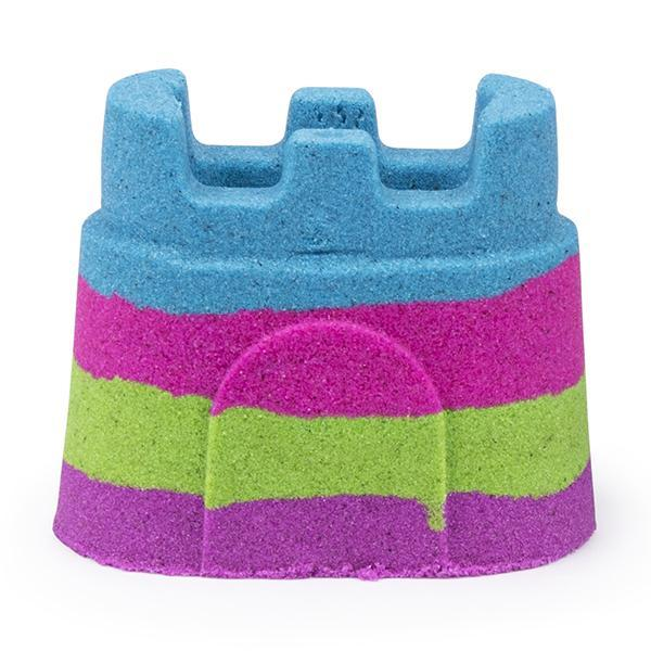 Kinetic Sand arcoiris - Individual